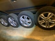 Hyundai Tucson Set Wheels And Tires Like New Mint 225/60r17 225/60/17 New Tires
