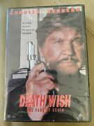 Death Wish The Face Of Death And Family Of Cops Iii Charles Bronson 2 Sealed Dvds
