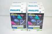 Philips 25 Count C9 Multi-faceted Indoor/outdoor Led Christmas Lights 24ft