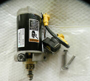 Mercury Outboard 50-888160t Electric Start Motor And Solenoid 40hp 4-stroke, 30-40