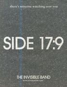 Sfbk80 Advert 15x11 The Invisible Band Side