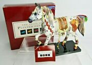 2007 Retired Trail Of Painted Ponies 12244 Copper Enchantment Box And Tag Nos