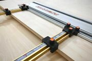 Toolcurve Parallel Guides For Powertec Guide Rails And Track Saws