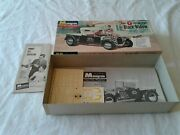 Vintage Monogram Black Widow 1960 Ford Model T Pickup Box, Instructions Only