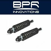 Procomp For Tundra Black Series 2.75 Coilover Shock Absorbers Set Of 2 -zx4078