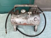 Vintage Andbullbearing Leak Detectorandbull Old Auto Ford Model A T Chevy Shop Tool Tester