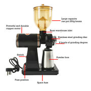 Household 8-gear Adjustable Kitchen Coffee Grinder For Coffee Beans Grains Herbs