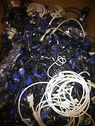 Lot Of 400lbs Of Mix Size Db-15 Vga Video Cables