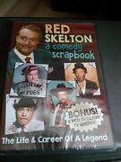 Wholesale Lot Of 30 Red Skelton A Comedy Scrapbook Dvds Set Brand New
