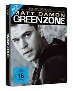 Green Zone Blu-ray Steel Book Import Board Domestic Players Cannot Be Played No