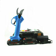 Electric Rechargeable Pruning Shears Tool For Garden Fruit Tree Pruning Shears
