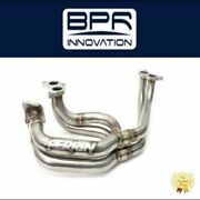 Perrin E4-series Equal Length Header For Wrx-sti-legacy-forester Xt- Psp-ext-055