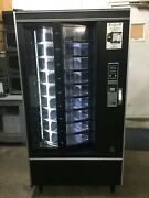 Crane National 431 Cold Food Vending Machine Led Lights 1and039s And 5and039s