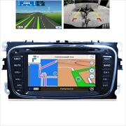 Gps Navigation Bluetooth Car Player Radio Stereo Dvd For Ford Focus Mondeo