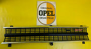 Original Opel Rekord C Sprint Grill Grille Radiator Grill Front Grille