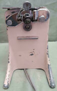 Rare Vintage Electric Can Opener Union Die Casting Company Model 58