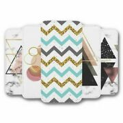 For Samsung Galaxy S10 Plus Flip Case Cover Geometric Collection 3