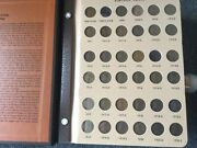 1909-2016 Pds Limcoln Penny Near Complete Set W/ 1931-s In Dansco 317 Coins.