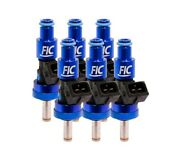 1440cc Fic Honda J Series And03998-and03903 Fuel Injector Clinic Injector Set High-z