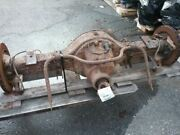 Rear Axle 14.24 Ring Gear 4.88 Ratio Fits 02-03 Ford E550sd Van 372391