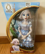 Disney Oz The Great And Powerful China Girl 2013 Collector Doll New