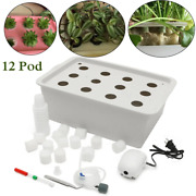 Hydroponic Planting Box Green House Plant Herb Grow Seedling Cultivation Planter