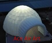 Fashionable White Inflatable Lawn Party Tent/ Inflatable Ca