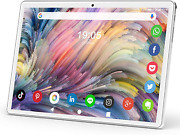 Tablet 10.1 Inch Android 9.0 Pie Tablet Pc With 32gb Rom/128gb Expand Dual Sim
