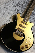 Brian May Guitars Brian May Special Black And Gold Bhm202120