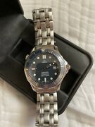 Omega Seamaster Professional 300 Dive Automatic Steel 42mm Watch 2531.80