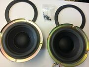 Pair Of Speakers From Bose Lifestyle 25 Powered Subwoofer.