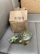 Nos 1967-1968 Ford Shelby Mustang Hot Water Valve W/ac