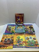 Leap Frog Leap Reader System Pink With 7 Books
