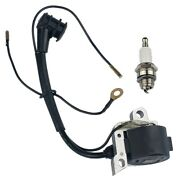 20xignition Coil With Spark-plug For Stihl 024 026 028 029 034 036 038 039 044