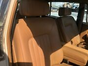 Rolls Royce Spur Complete Tan Interior. Worlds Largest Used Bentley Inventory