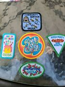 Girl Scout Patches Lot, New Fun Events And Good Times Free Shipping