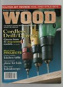 Wood August 1996 Better Homes And Gardens, Cordless Drills / Drivers, Magic-wands
