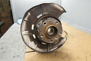 2007-2013 Bmw X5 E70 E71 X6 Rear Right Passenger Side Wheel Hub Knucle Spindle