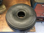 Airplane Aircraft Piper Cub Tire 8.00-4 Goodyear Used Part 804c41-1