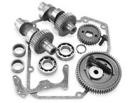 S And S Cycle 2007-2510 Gear Drive Camshaft Kit With 4 Gears 33-5177 510g