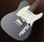 Fender Made In Japan Hybrid 60s Telecaster Charcoal Frost Metallic 3.
