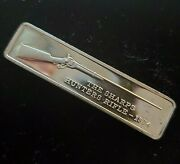 Lincoln Mint 1874 Sharps Hunters Rifle 24k Gold Over 925 Sterling Silver Bar