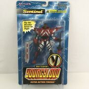 1995 Mcfarlane Toys Youngblood Sentinel Ultra-action Figure Vintage
