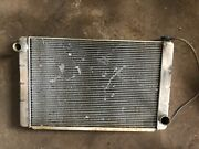 Buick Chevy Olds Pontiac Vintage Aluminum Radiator Project Cars