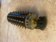 Andnbsprare Vintage Antique Grayhill Series 1 Rotary Selector Switch Pat. No. 243675