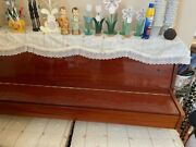 Wurlitzer Full Console Piano With Bench.andnbsp