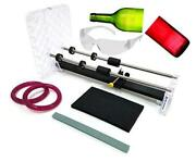 Glass Bottle Cutter Diy Machine Kit - Professional Series - Most Trusted,