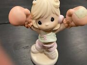 Precious Moments By Enesco Life Is Worth Fighting For 2000 5 Mint New