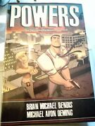 Powers Definitive Hardcover Collection Vol 4 Bendis Oeming