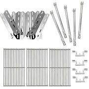 Stainless Steel Repair Kit Replacement Parts Heat Plates And Cooking Grates